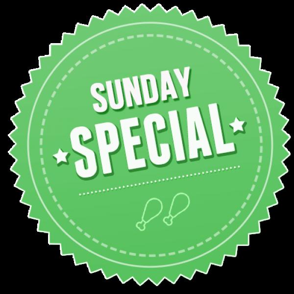 Special 12 - Sundays